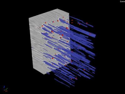 CFRP Fibre Break Mapping