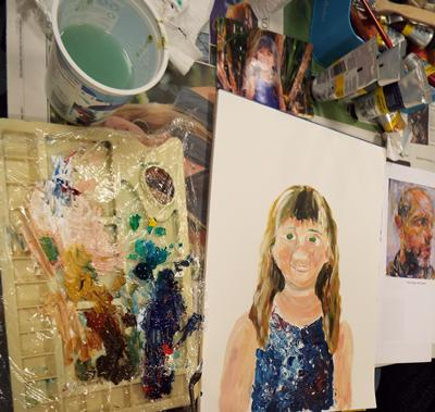 Reflective Art in Practice