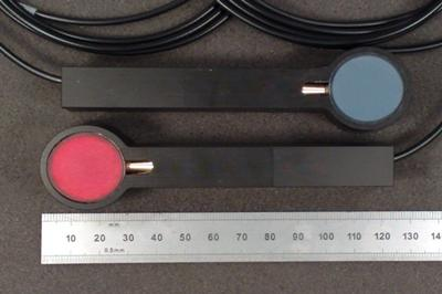 Two Lithocheck probes