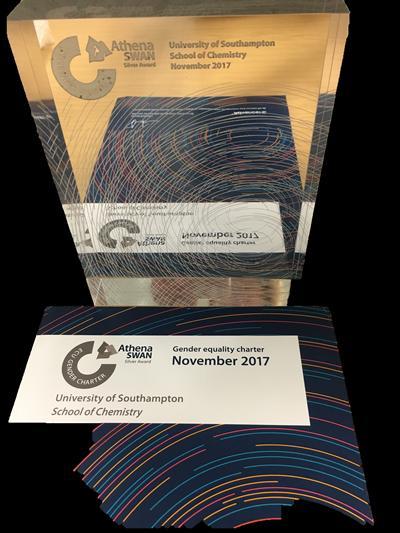 Silver Athena SWAN award