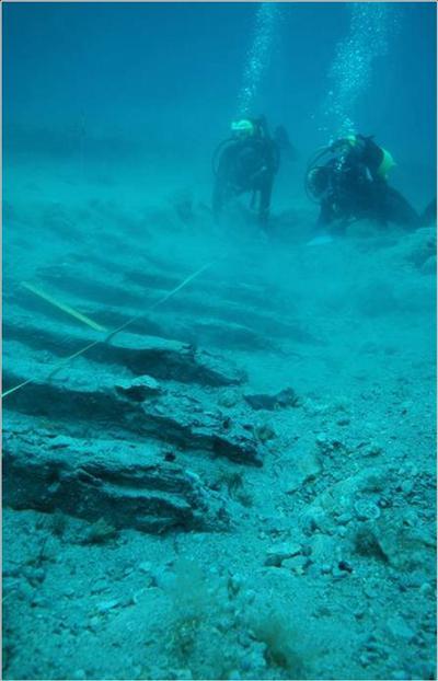 Bigovica Bay shipwreck