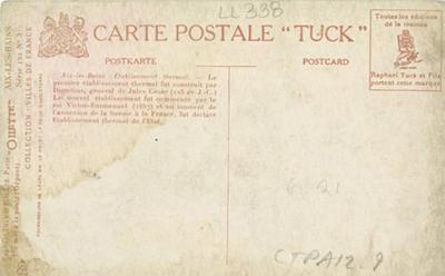 Postcard 1909