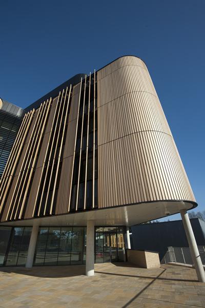 Life Sciences Building, Highfield