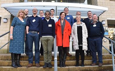 Members of SoCoBio DTP