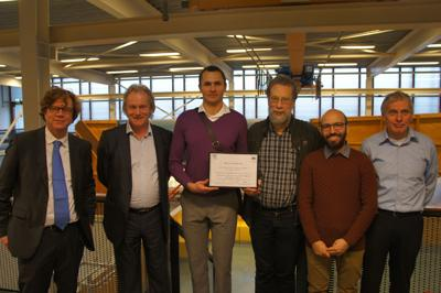 The 2014 Doak Prize Winner
