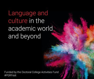 Language and Culture Event