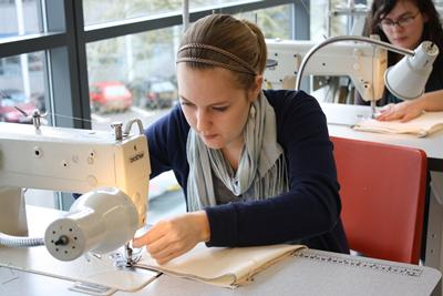 Extensive range of sewing machines
