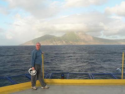 Island of Montserrat