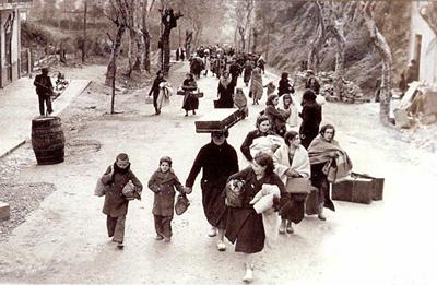 Research into refugees in 20th-century Europe