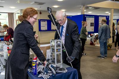 Interactive Battery Recycling activity