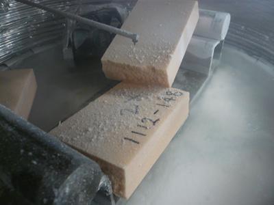 foam bending
