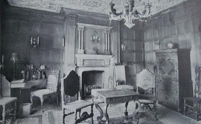 Keeble Antiques, Carlise House, London (1927)