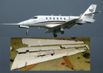 Parametric resonance in aeroplane wings