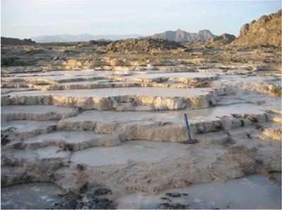 Natural carbonation of mantle peridotites