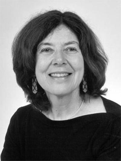 Black and White Portrait photo of Professor Isobel Armstrong