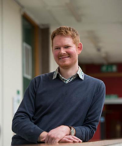 Professor Matthew Garner, Head of Psychology