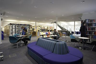 National Oceanographic Library
