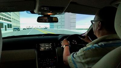 Southampton University Driving Simulator