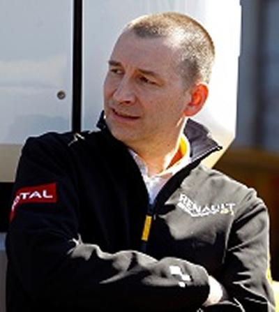 Deputy Managing Director (Technical) - Renault Sport F1