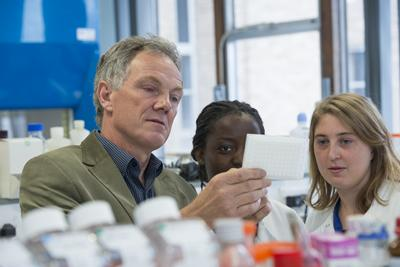 Professor Martin Glennie is a world leading medical expert who is leading the fight against cancer