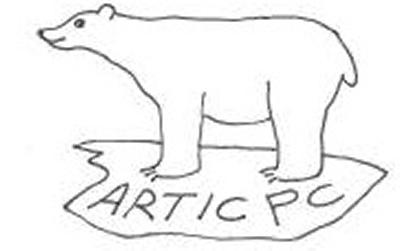 Our ARTIC PC bear logo