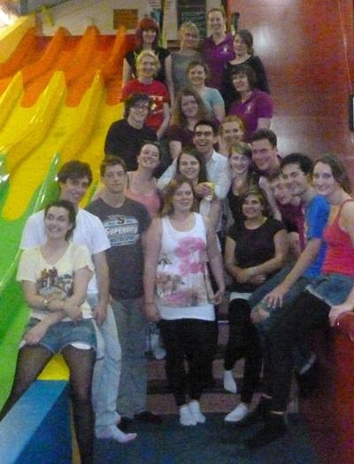 English Society 2012-13