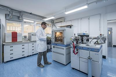 Stable Isotope Lab at the National Oceanography Centre Southampton