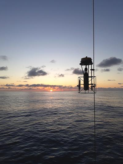 South Atlantic deployment