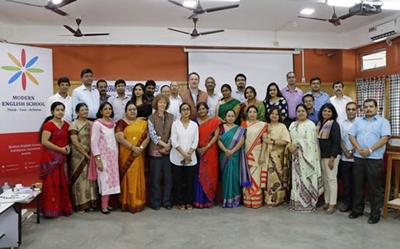 Group photo from CPD in Assam, India