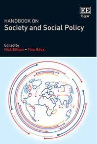 Front cover of Handbook on Society and Social Policy