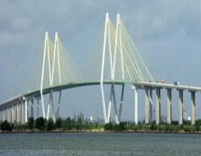 Parametric resonance in cable-stayed bridge