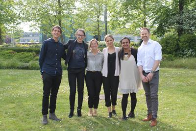 Three Minute Thesis Finalists 2019