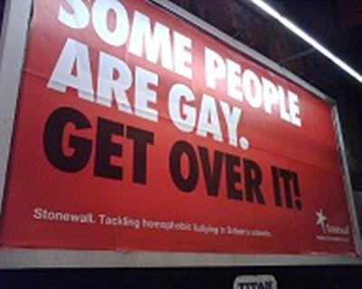 LGBT History Month poster