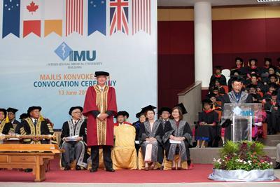 International Medical University (IMU) in Malaysia