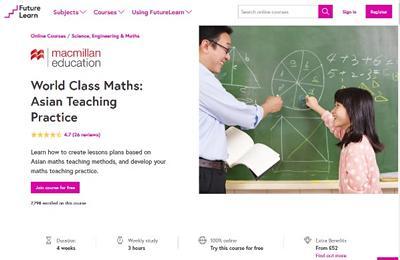 World class maths