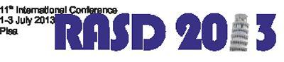 RASD2013 logo