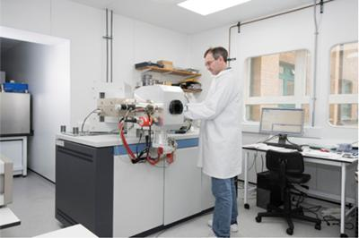 Thermo Scientific Triton Plus Thermal  Ionisation Mass Spectrometer