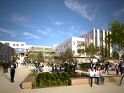 Southfields Community College redevelopment