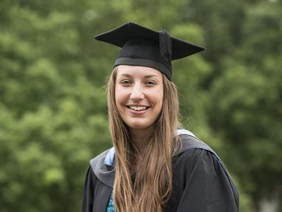 Eleanor Johnston, Graduated 2017, MSci Marine Biology