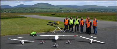 ARGUS aerial robotics
