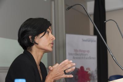Simran Sethi presents on 'Endangered Foods'