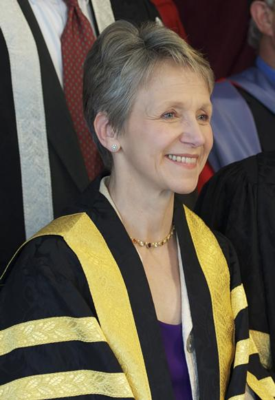 Dame Helen Alexander, distinguished business woman
