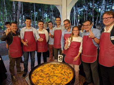 Paella Masterclass!
