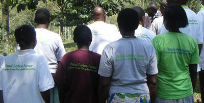 Growing trees for global benefit in Uganda