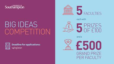 Big Ideas Competition 2021