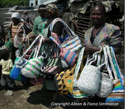 Gioto Garbage Slum, Nakuru Kenya