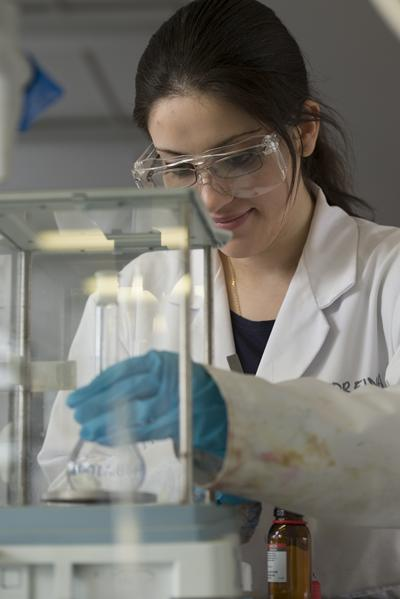 Continued efforts to support the career aspirations of female chemists