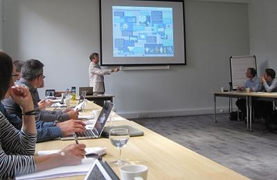 Prof Tim Leighton at Sheffield