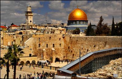 Jerusalem Holy Sites