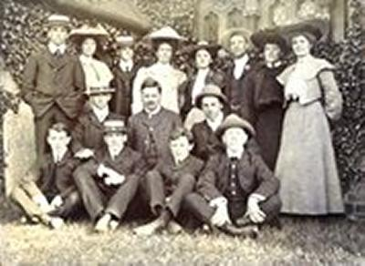 Our students in 1904